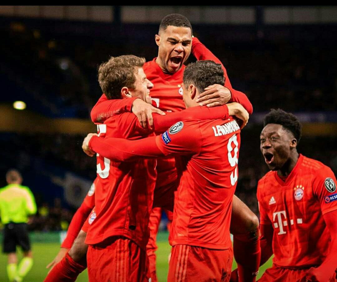 Bayern Munchen tega Lakukan Gangbang ke Chelsea di