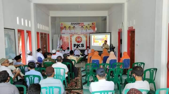 PKS Pasaman Gelar Rakerda, Untuk Pastikan Program Kerja Terencana Maksimal