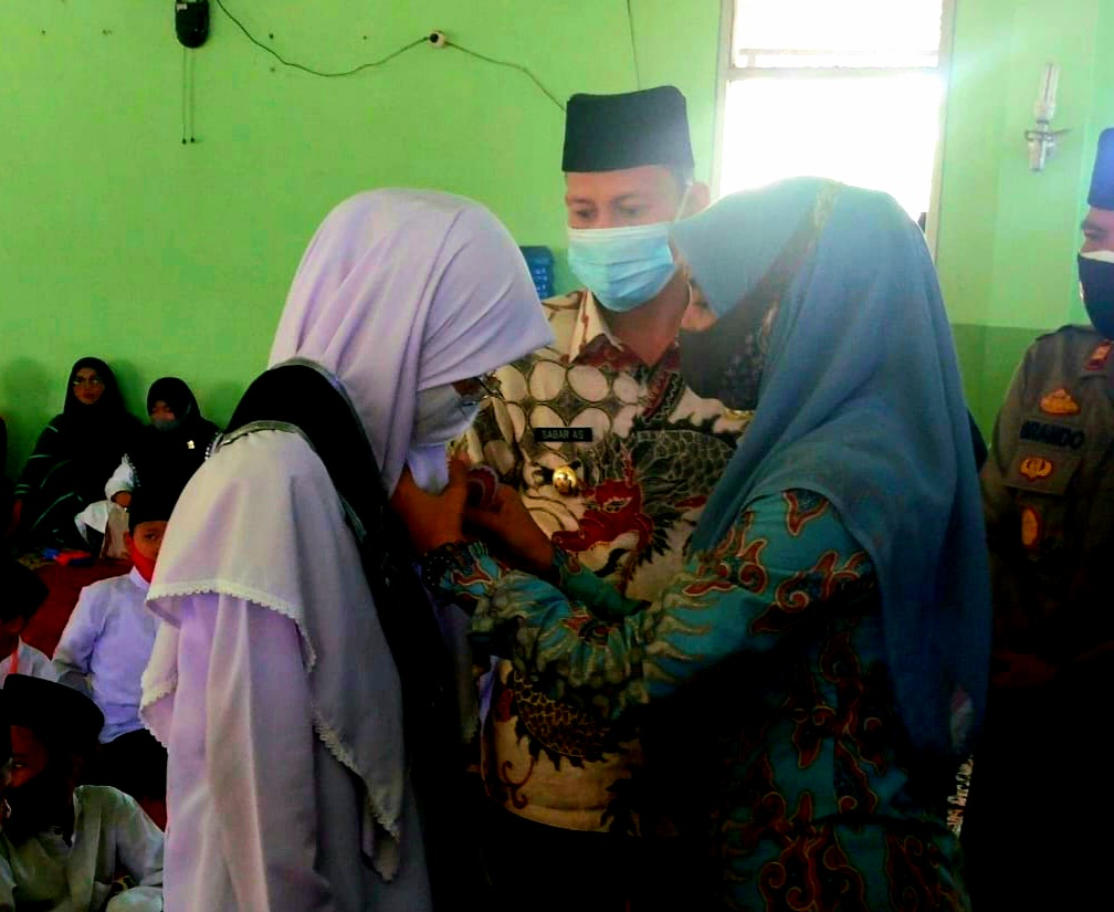 Ciptakan Generasi Pasaman Tahfizh Alqur'an, Wabup Sabar AS Apresiasi Program GETARAN Bonjol