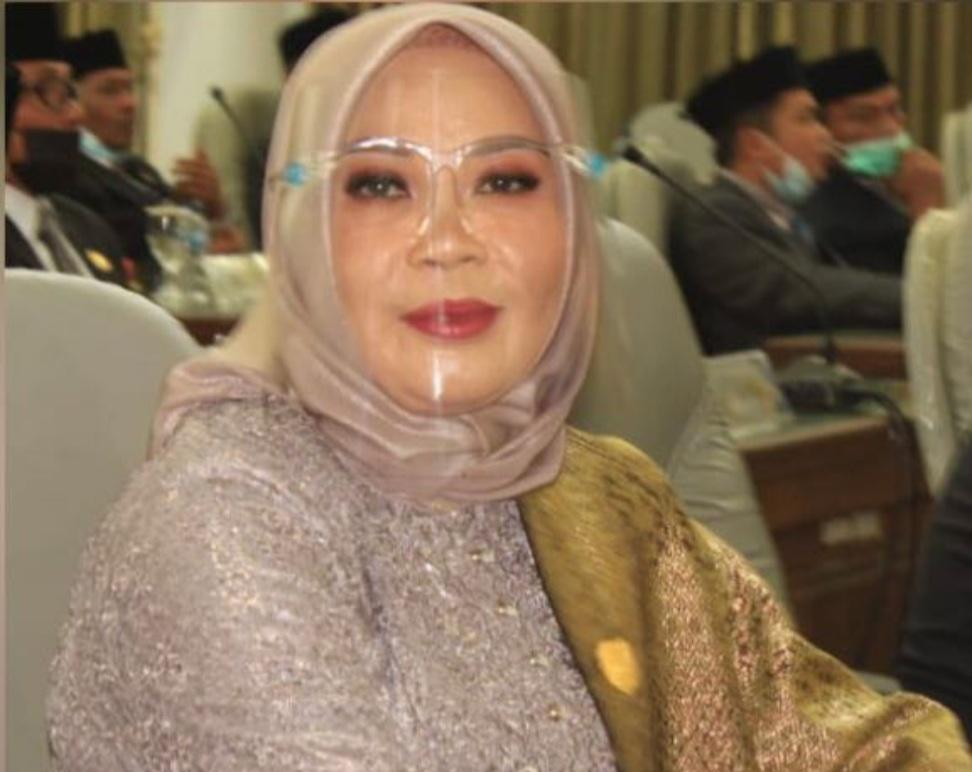 Positif Covid-19 Di Pasaman Meningkat, Rahmi Wahidah Imbau Masyarakat Selalu Terapkan Prokes Dalam Beraktifitas