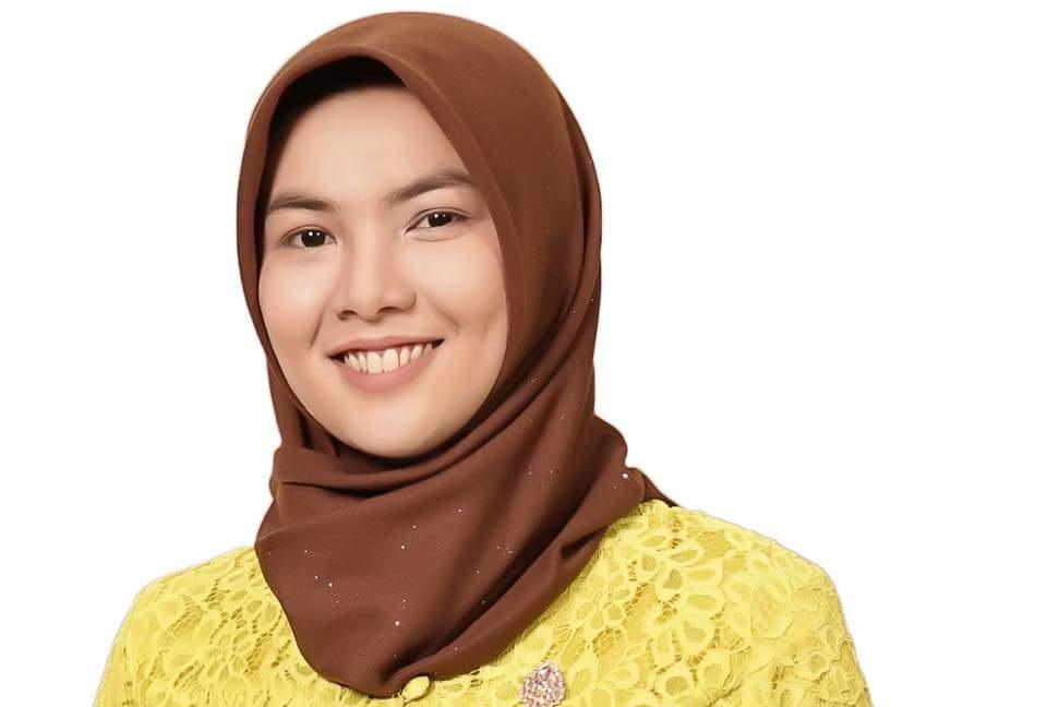 Wabup Madina, Atika Azmi Jadi Wabup Termuda-Lajang Pertama di RI